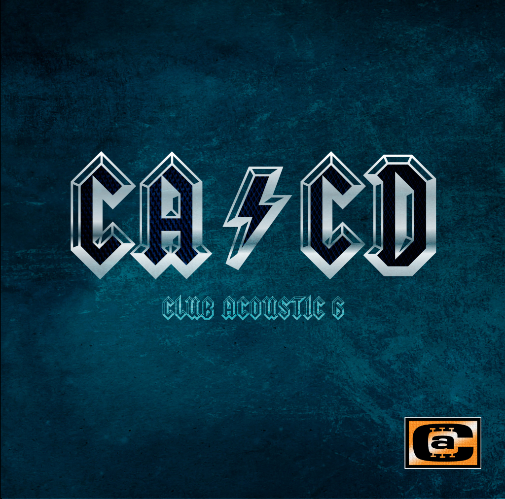 CA CD front cover